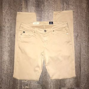 Pants - Adriano Goldschmied Skinny Chinos- 28